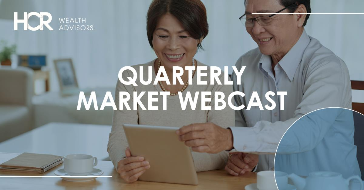 Quarterly Market Webcast – August 2018