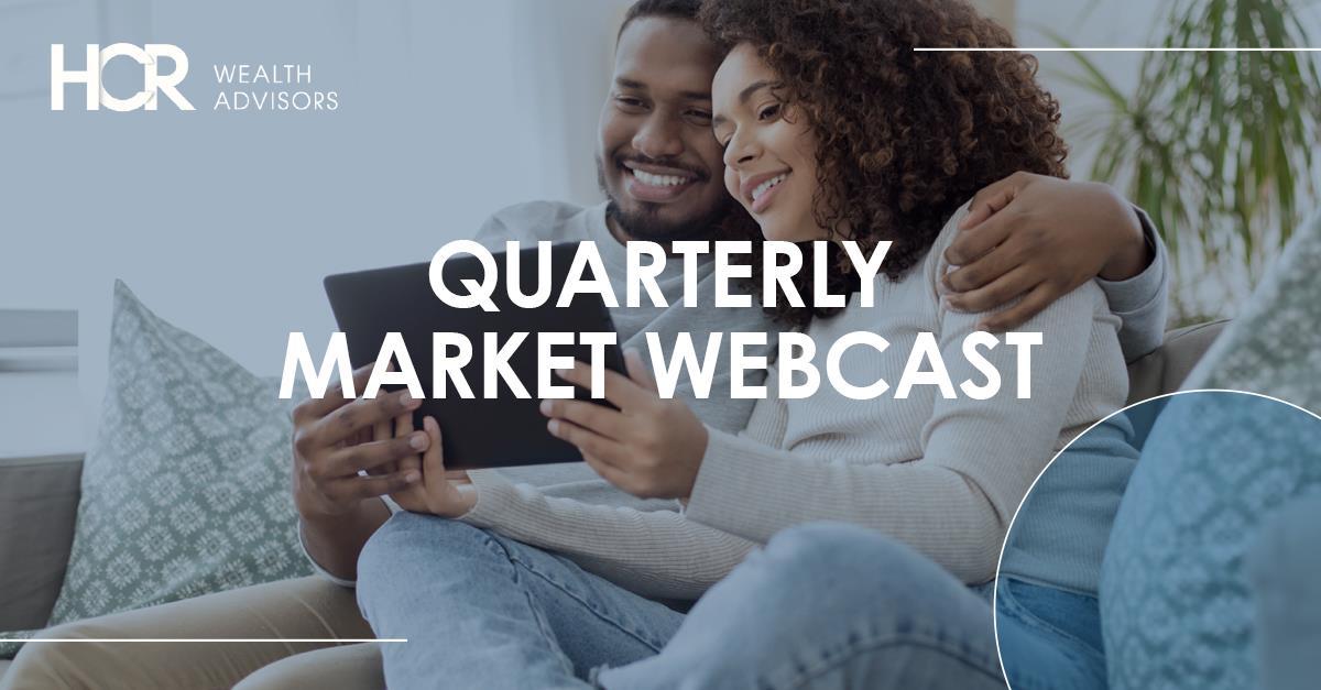 Quarterly Market Webcast – November 2018