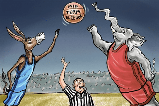 Mid-term Election Jitters