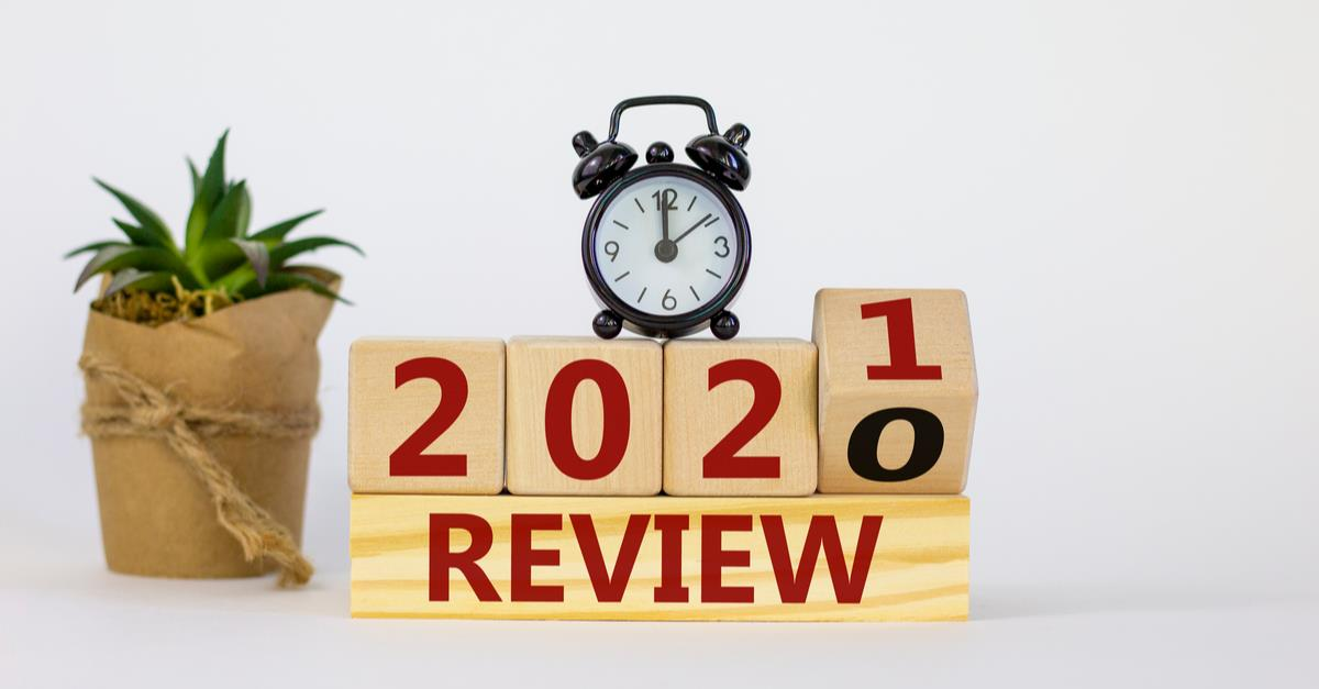 2020 Year End Financial Resolutions